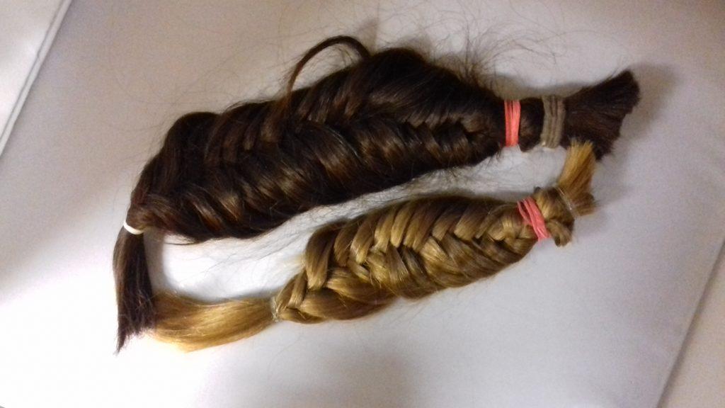 Haare spenden - HaareSpenden
